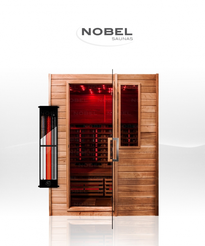 nobel sauna