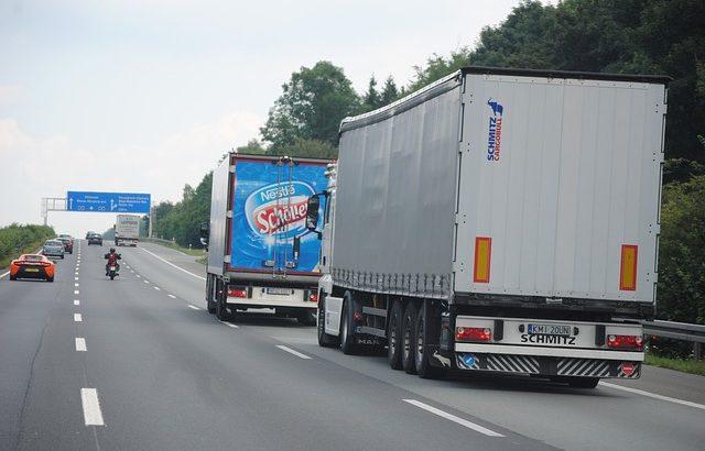 transport distributie
