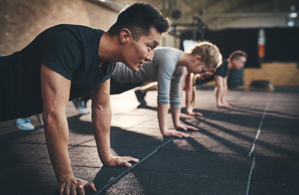 fitness amstelveen