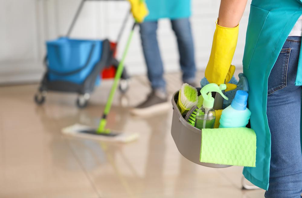 onderhoud schoonmaak